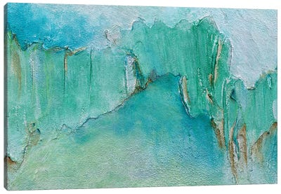 Break Through I Canvas Art Print