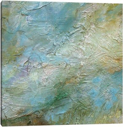 Pastel Currents I Canvas Art Print