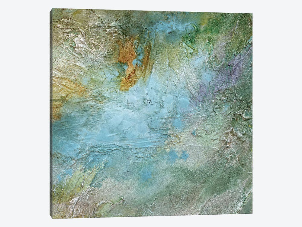 Pastel Currents II by Sheila Finch 1-piece Canvas Wall Art