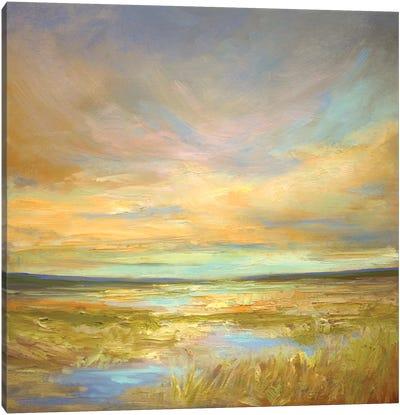 Morning Sanctuary Canvas Art Print