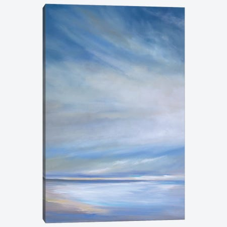 Heavenly Light I Canvas Print #SHE30} by Sheila Finch Canvas Art