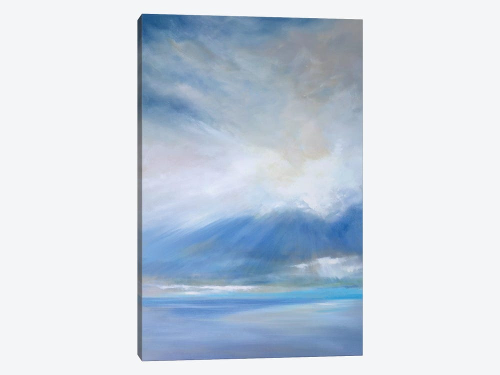 Heavenly Light II by Sheila Finch 1-piece Canvas Print