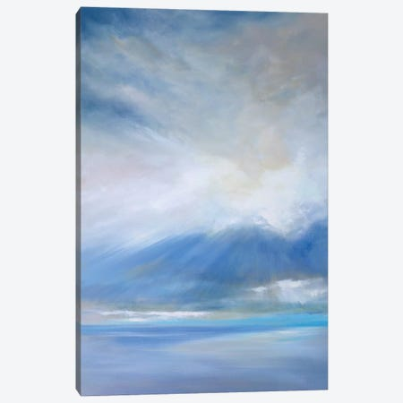 Heavenly Light II Canvas Print #SHE31} by Sheila Finch Canvas Wall Art