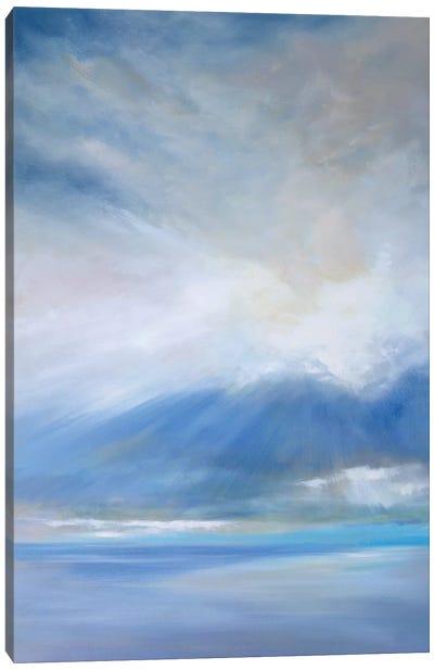 Heavenly Light II Canvas Art Print