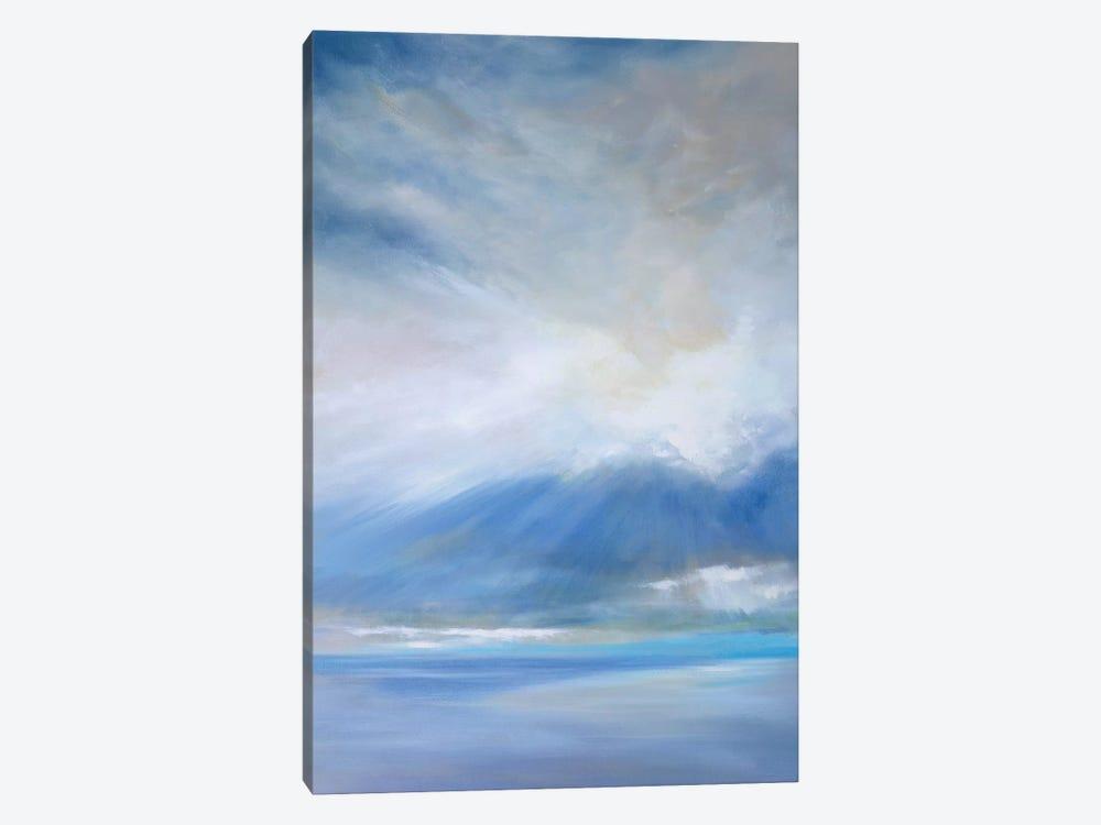 Heavenly Light II by Sheila Finch 1-piece Canvas Print