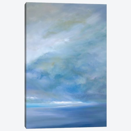 Heavenly Light III 3-Piece Canvas #SHE32} by Sheila Finch Canvas Art