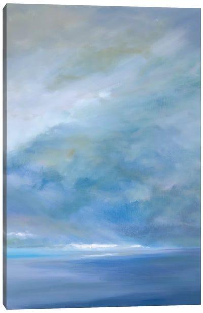 Heavenly Light III Canvas Art Print
