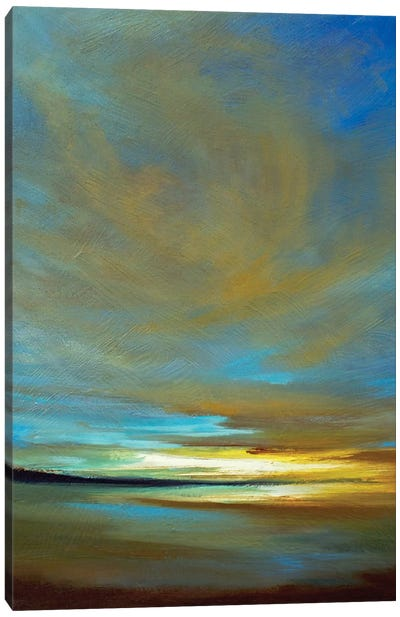 Dusk #4 Canvas Art Print