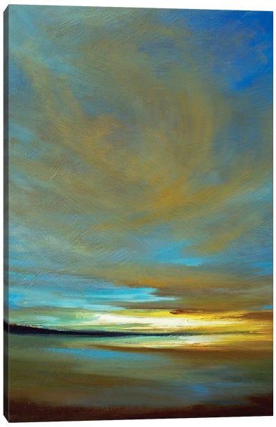 Dusk #4 Canvas Art Print