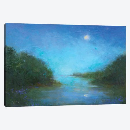 Twilight Canvas Print #SHE51} by Sheila Finch Canvas Artwork
