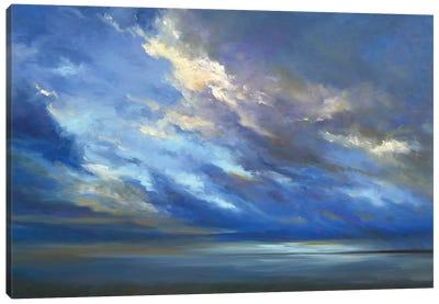 Coastal Sky II Canvas Art Print