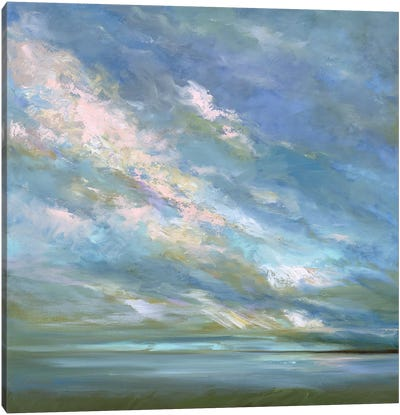 Coastal Sky III Canvas Art Print