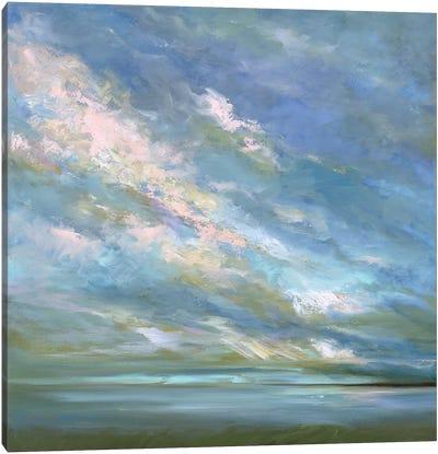 Coastal Sky III Canvas Art Print