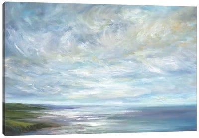 Crosswinds Canvas Art Print