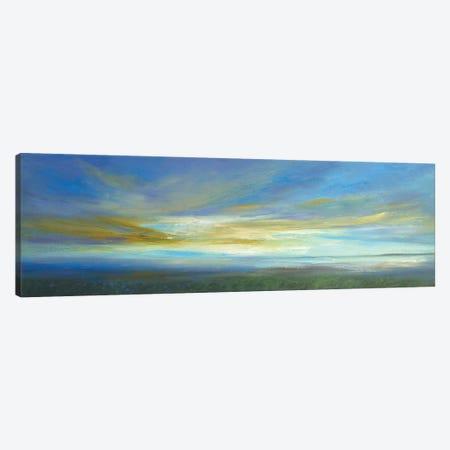 Kiss of Light II Canvas Print #SHE69} by Sheila Finch Canvas Art Print