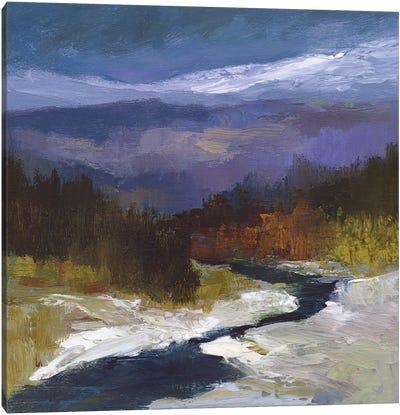 Mountain Colors I Canvas Art Print
