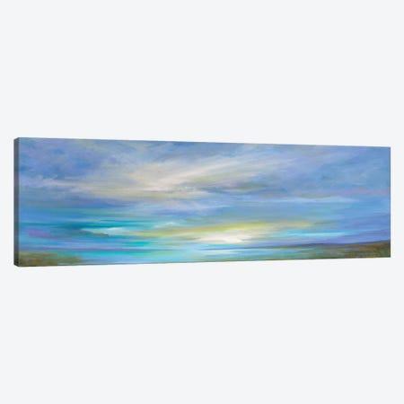 Crystal Springs Canvas Print #SHE8} by Sheila Finch Art Print