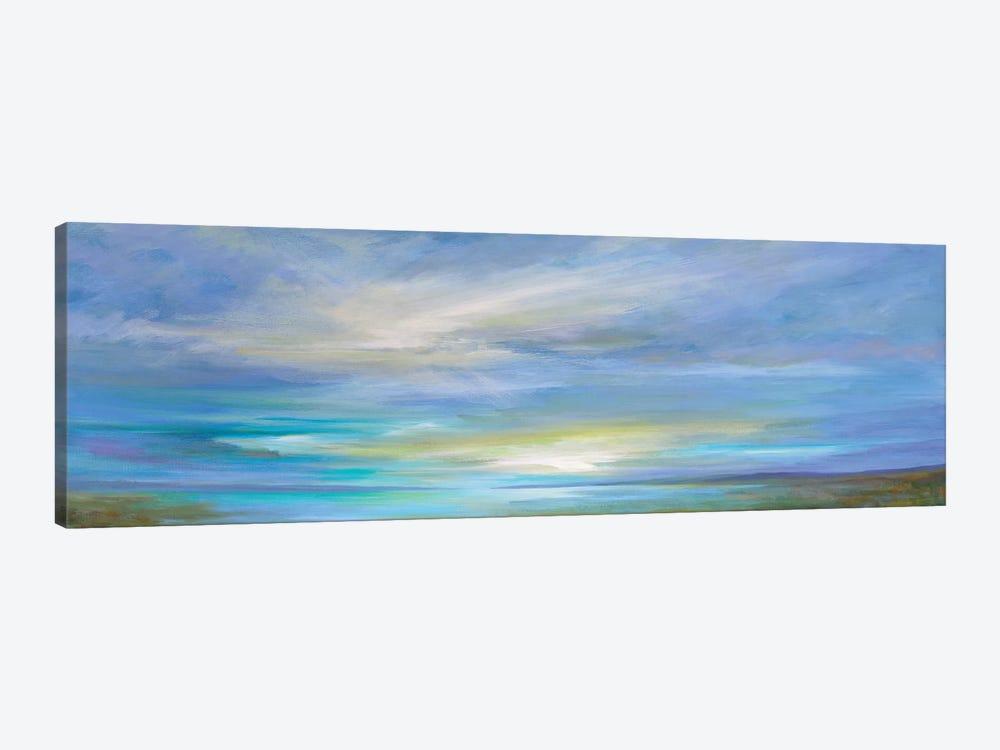 Crystal Springs by Sheila Finch 1-piece Canvas Art Print