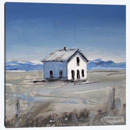 Colorado House II Canvas Print #SHG10} by David Shingler Canvas Artwork