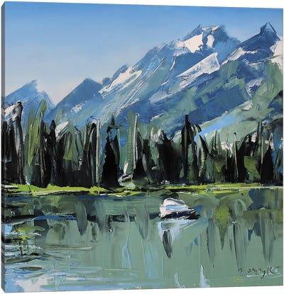 Grand Teton National Park, WY Canvas Art Print