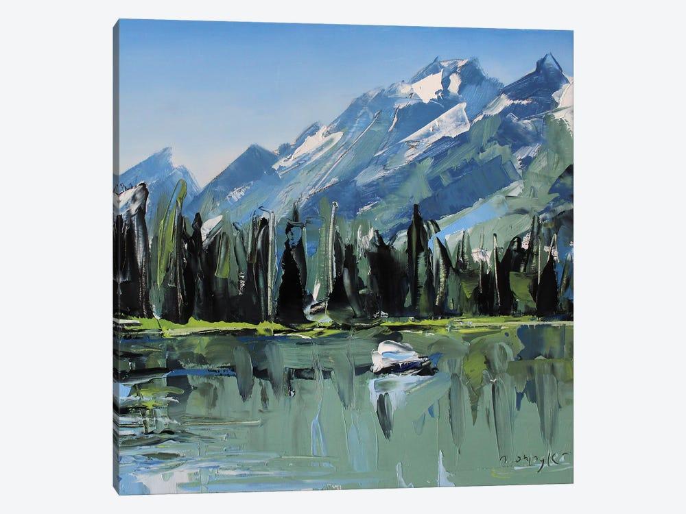 Grand Teton National Park, WY by David Shingler 1-piece Canvas Art