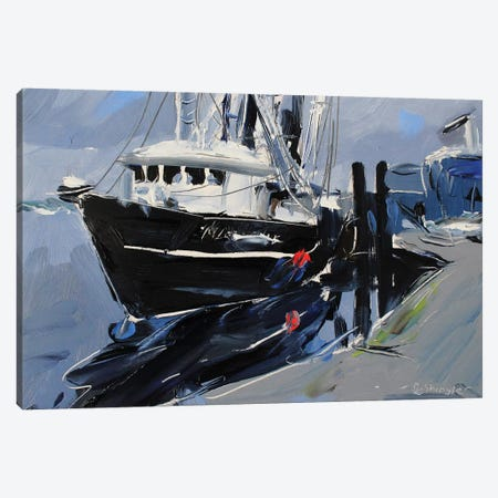Alice Marie Canvas Print #SHG1} by David Shingler Canvas Art Print