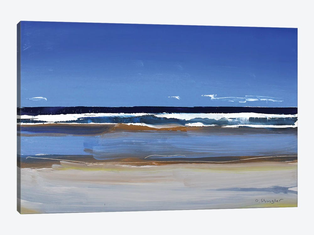 Hatteras Beach, NC I by David Shingler 1-piece Canvas Artwork