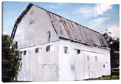 Ohio Barn Canvas Art Print