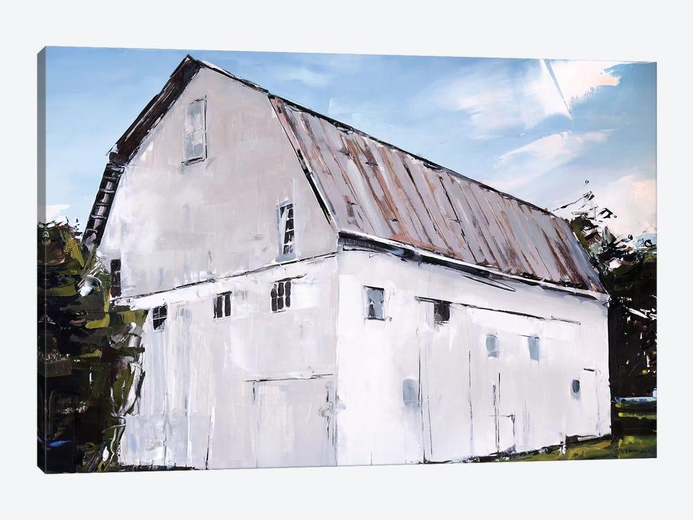 Ohio Barn by David Shingler 1-piece Canvas Artwork