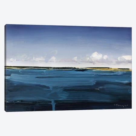 Outer Banks, NC Canvas Print #SHG26} by David Shingler Canvas Wall Art