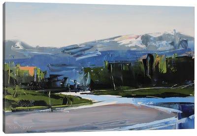 Snake River, WY Canvas Art Print