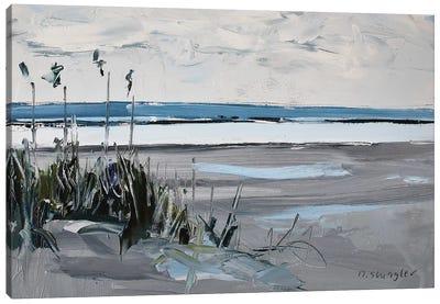 Wrightsville Beach, NC Canvas Art Print