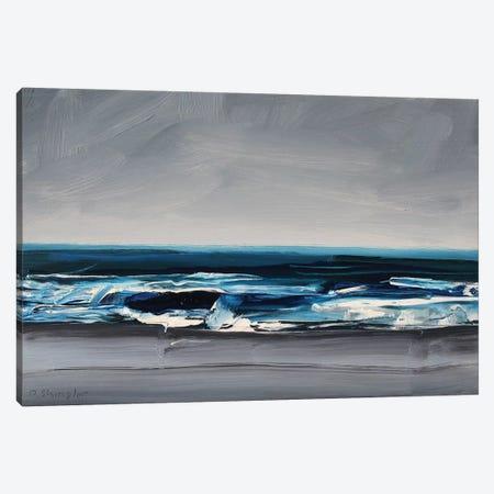 Atlantic Beach, NC Canvas Print #SHG4} by David Shingler Canvas Wall Art