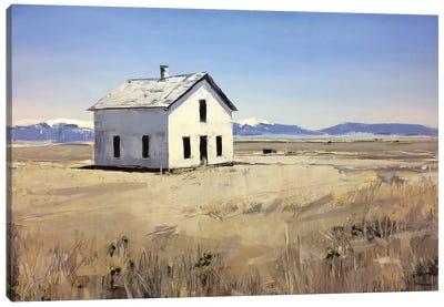 Colorado House I Canvas Art Print