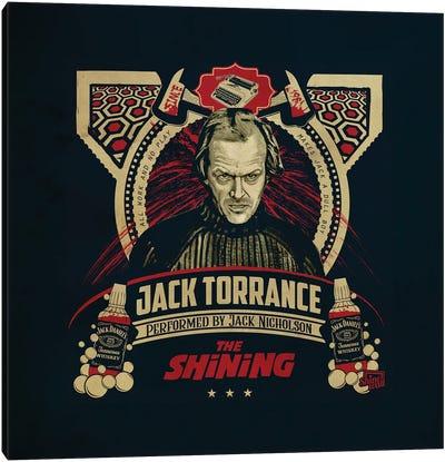 Jack Torrance Canvas Art Print