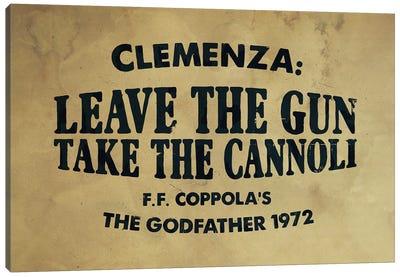 Clemenza Canvas Art Print