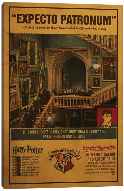 Harry Potter Canvas Art Print