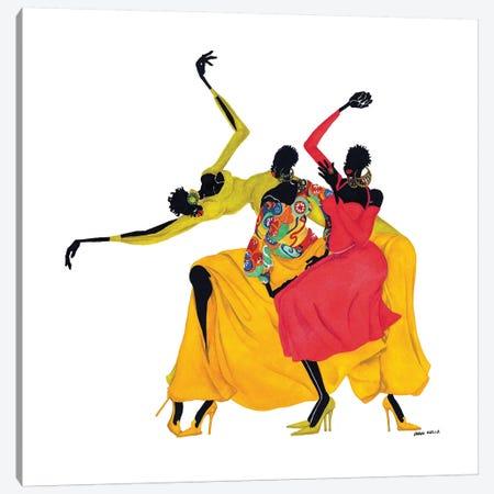 Go Sally Go! Canvas Print #SHK1} by Shan Kelly Canvas Print