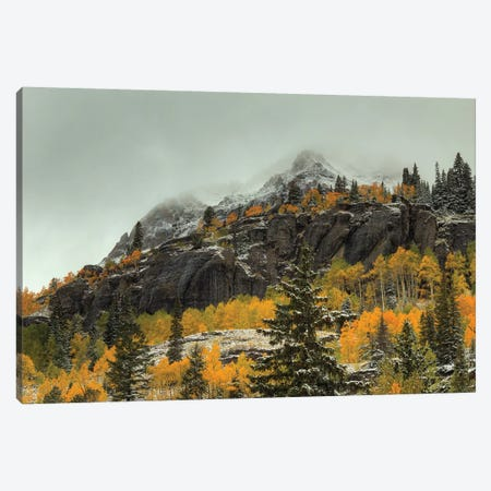 In The Wake Of Autumn Canvas Print #SHL128} by Bill Sherrell Canvas Art