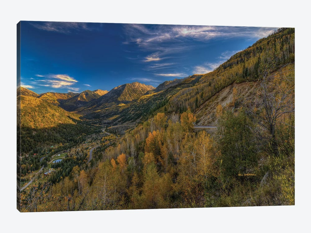 McClure Pass by Bill Sherrell 1-piece Canvas Wall Art