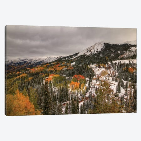 Mining For Color Canvas Print #SHL137} by Bill Sherrell Canvas Wall Art