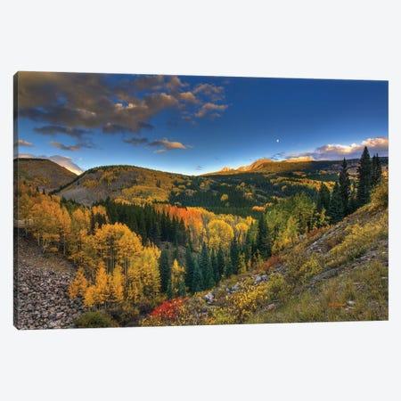 Morning Glory At Coal Bank Pass Canvas Print #SHL139} by Bill Sherrell Canvas Art Print
