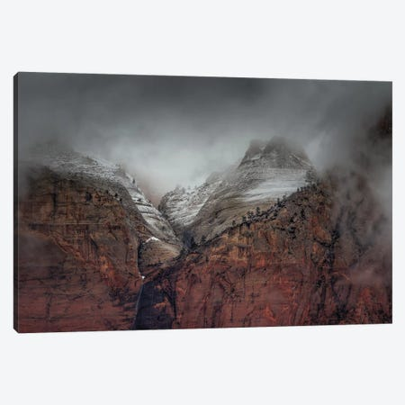 Mountain Dream Canvas Print #SHL140} by Bill Sherrell Canvas Wall Art