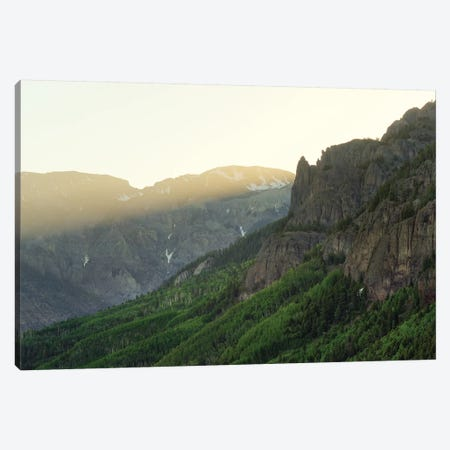 New Day Dawning Canvas Print #SHL146} by Bill Sherrell Art Print