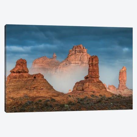 Rise Above It Canvas Print #SHL170} by Bill Sherrell Canvas Art Print