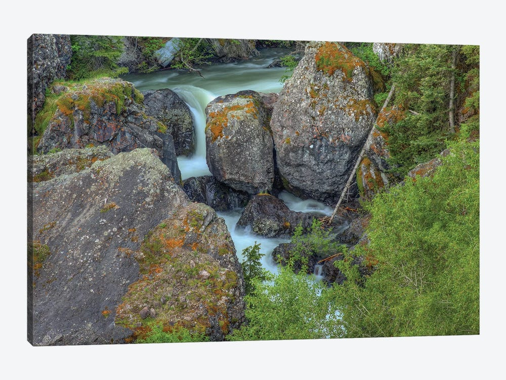 Rocks On A Grand Scale by Bill Sherrell 1-piece Canvas Artwork