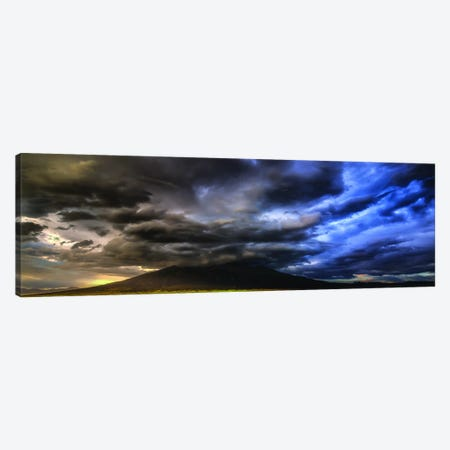 Sudden Storm! Canvas Print #SHL195} by Bill Sherrell Canvas Wall Art