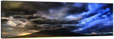 Sudden Storm! Canvas Art Print