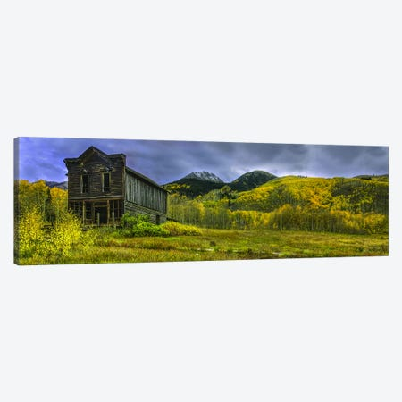 The Ashcroft Hotel Canvas Print #SHL204} by Bill Sherrell Canvas Wall Art