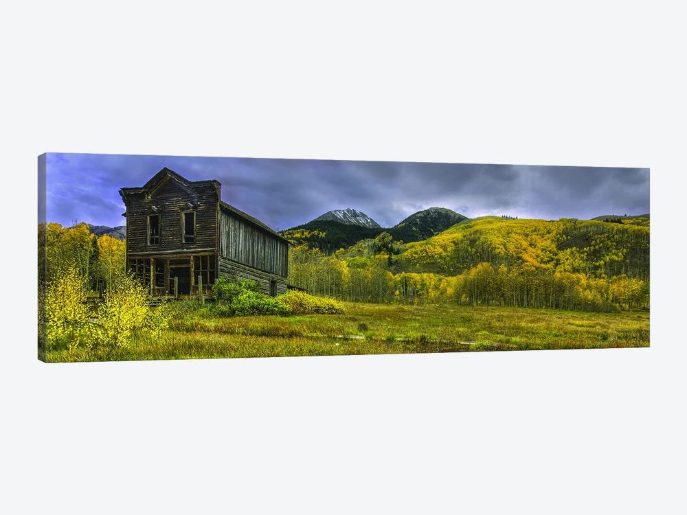 The Ashcroft Hotel by Bill Sherrell 1-piece Art Print